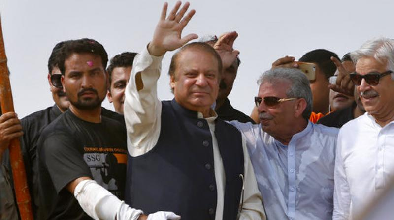 Former Pakistan Prime Minister Nawaz Sharif (Photo: AP)