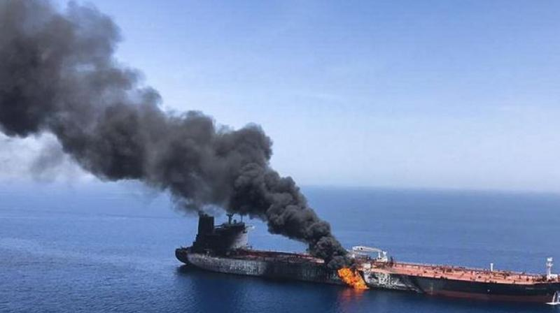 The tanker, owned by National Iranian Oil Company, had suffered heavy damage and was leaking oil into the Red Sea some 60 miles from Jeddah, unnamed sources told Iran's Students News Agency ISNA. (Representational Image)