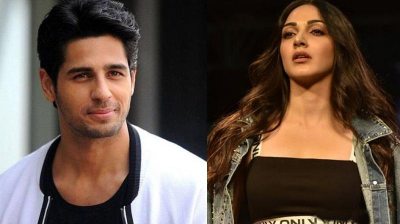 Sidharth Malhotra and Kiara Advani are yet to do a film together.