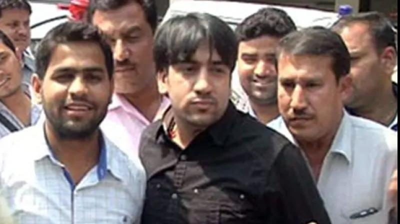 "Delhi's gangster, Neeraj Bawana, ha sent a list of demands  to superintendent which he says are essential for him to ""pass time and maintain sanity"" in the prison. (Photo: File)"