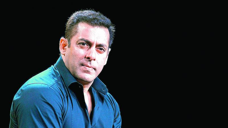 The Radhe team shot some portions in Mumbai, but it does seem that Salman needs those shoots abroad to ensure that the film is complete in all respects