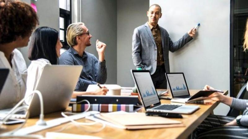 Collaboration is a powerful business tool pooling effort and expertise of different organisations to proactively innovate and grow. (Representational Image)