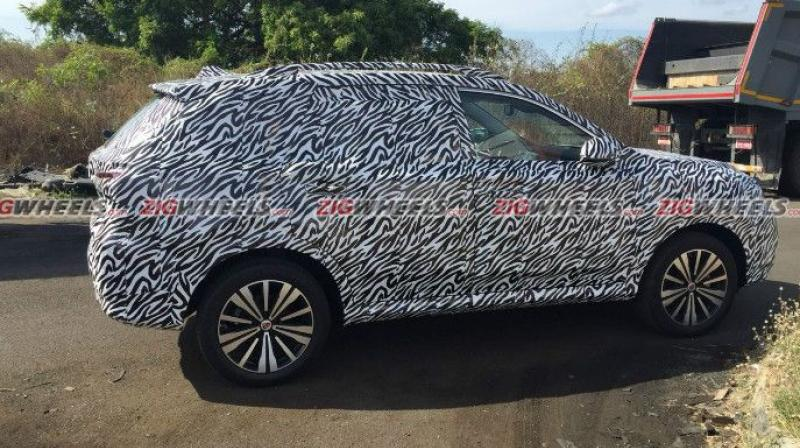 MG Motor has already hinted that its first product for India would be an SUV.