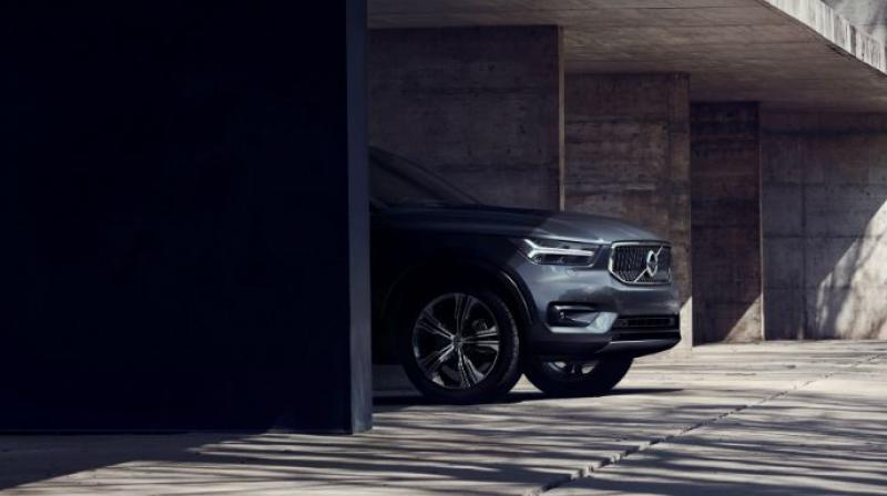 Volvo has officially announced that the XC40 will be their first all-electric vehicle.