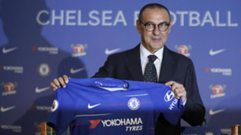 Sarri, 60, said he would speak to top officials at Chelsea - who have made a habit of hiring and firing managers in quick succession - in the coming days. (Photo:AP/PTI)