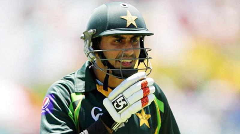 Former Pakistan cricketer Nasir Jamshed has pleaded guilty for bribing fellow cricketers in Pakistan Super League (PSL). (Photo:AFP)