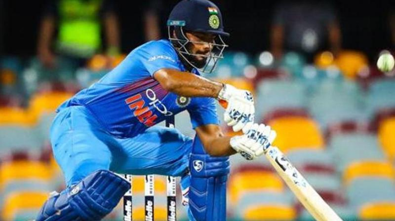 Just a day after Rishabh Pant got out again by playing a rash shot during the second T20I versus South Africa, chief selector MSK Prasad has stated that the selectors are grooming potential players who could be used as a backup wicket-keeper batsman for mis-firing Pant. However, despite that Pant will continue to be the first-choice until a suitable replacement is found, said the national chairman of selectors. (Photo:AFP)