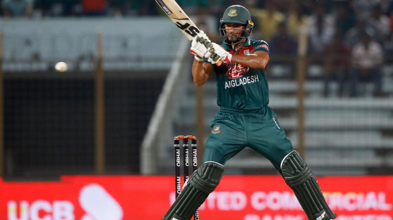 After losing against Afghanistan in the T20I tri-nation series match, Bangladesh all-rounder Mahmudullah Riyad said on Friday that the team 'needs to focus' on the remaining matches of the series. (Photo:AFP)