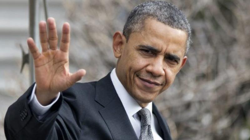 Outgoing US President Barack Obama. (Photo: AFP)