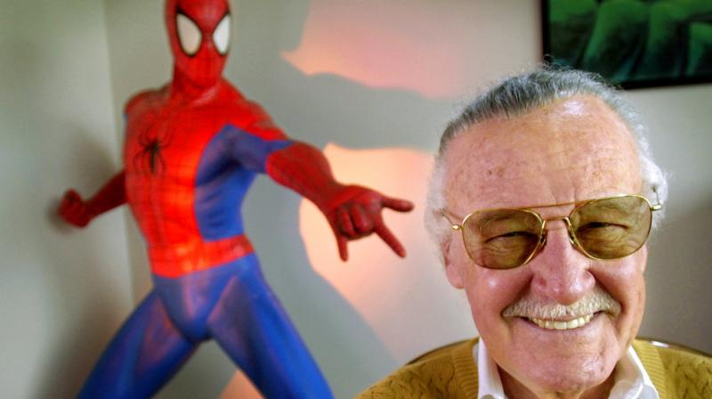 The more you read, the better you're going to become as a storyteller — Stan Lee. (Photo: AP)