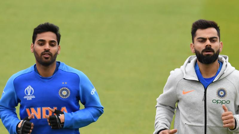 India sit at the third position in the World Cup standings with nine points from five matches. (Photo: AFP)