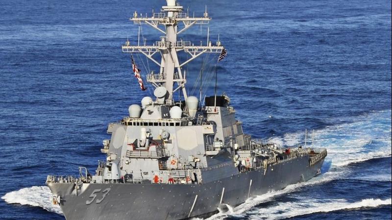 File photo of USS John Paul Jones (DDG 53). — (Image: US Navy/Wikimedia Commons, Public domain)