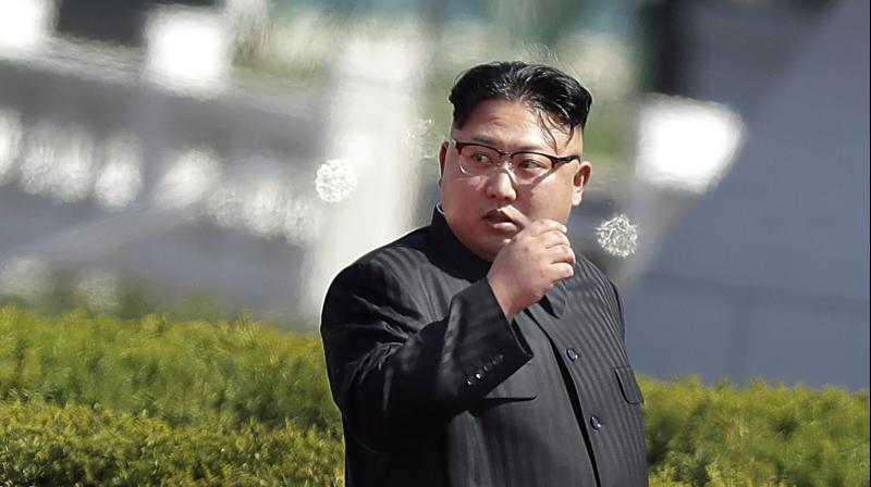 Leader Kim Jong Un was once dismissive of domestic beauty products. (Photo: AP | File)
