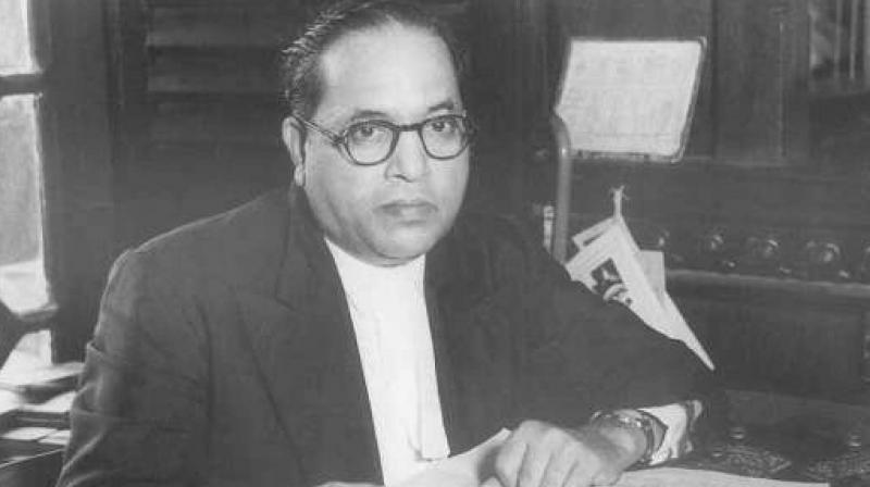 Babasaheb Bhimrao Ambedkar. (Image: Wikimedia Commons)