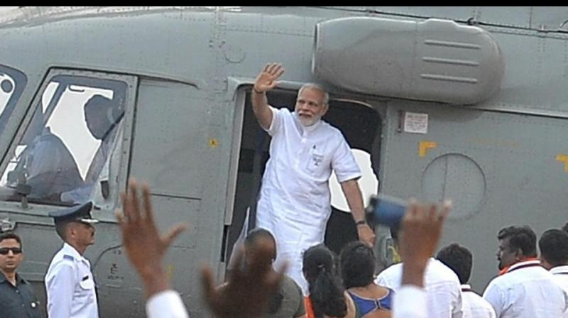 The Central Administrative Tribunal bench here Thursday had stayed the EC order suspending Mohsin for checking Prime Minister Narendra Modi's helicopter in Odisha, where he was deployed as a general observer, in 'violation' of norms for dealing with SPG protectees and sent back to the state. (Photo: File)