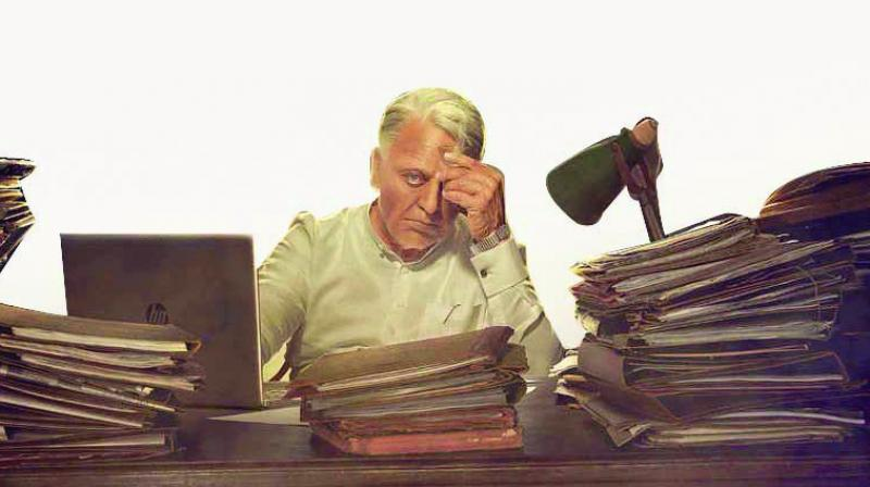 A still from Indian 2