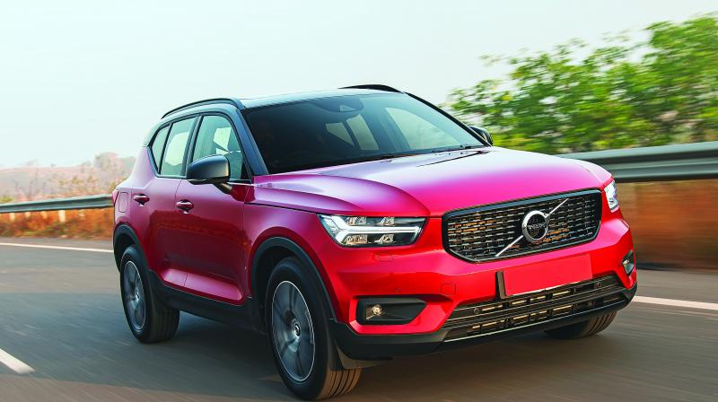 With BS-6 emission norm being implemented from April 1, Volvo Cars has revised its XC40 compact luxury SUV.