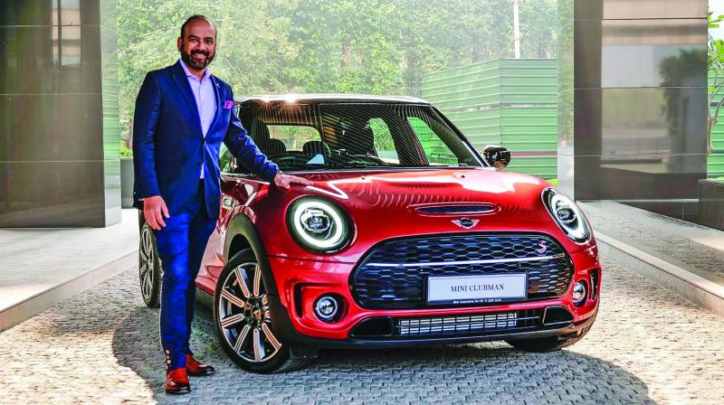 British carmaker Mini, owned by BMW, has expanded its Clubman car range with the launch of Mini Clubman Indian Summer Red Edition priced at Rs 44.90 lakh pan India.