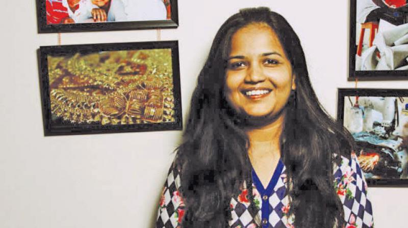 Megha Gupta, Founder Dharavimarket.com