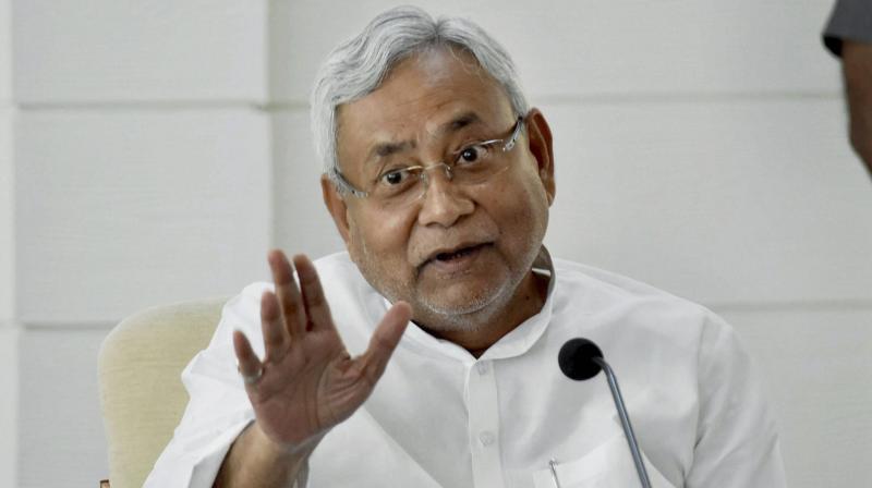 Bihar Chief Minister Nitish Kumar (Photo: PTI)