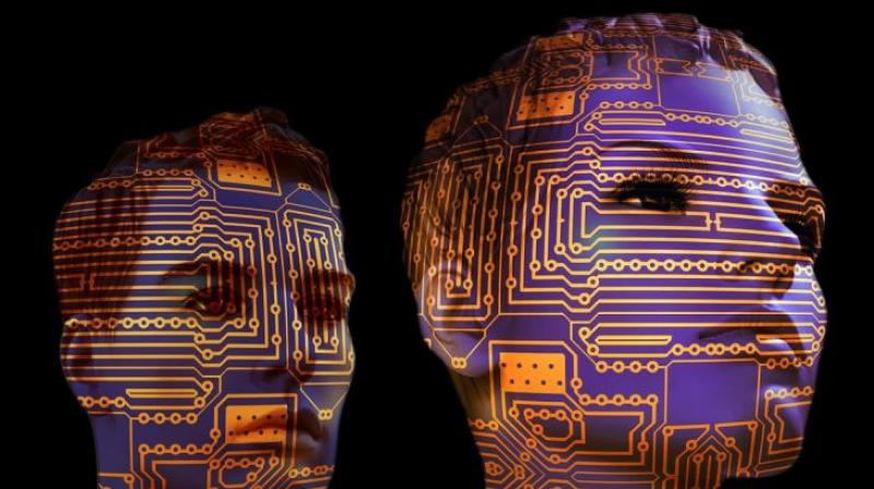 Haptik conducted experiments using bots with three distinct personality types.
