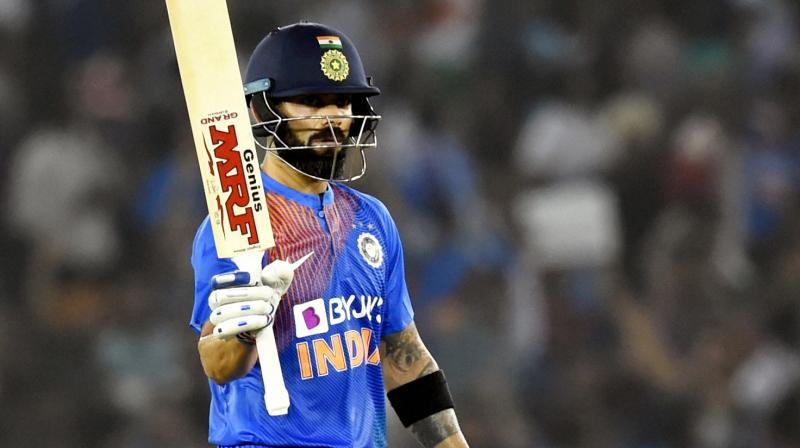 Kohli believes that the players are motivated for the T20 World Cup and will perform their duties when picked for the squad. (Photo: PTI)
