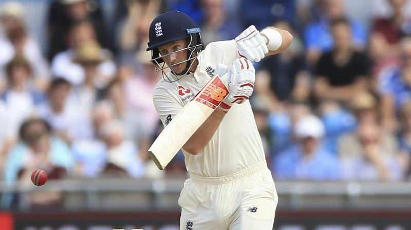 ?Joe Root in action against West Indies. (Photo: AP)
