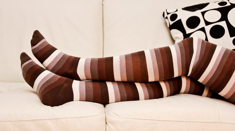 Sex and socks go a long way (Photot: Pixabay)