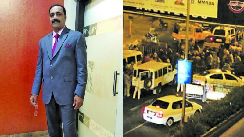 PI Hemant Bavdhankar had shot terrorist Abu Ismail Khan who was with Ajmal Kasab in the Skoda car at Girgaum on November 26.