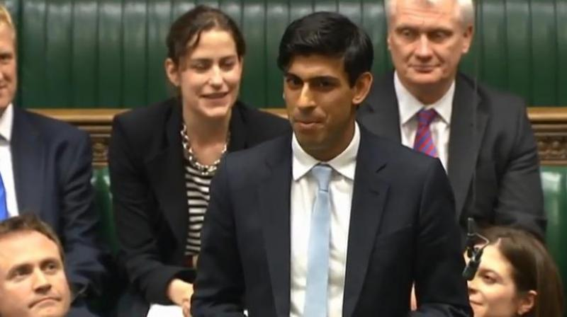 Indian-origin lawmaker and son-in-law of Infosys co founder Narayan Murthy, Rishi Sunak was inducted into British PM Theresa May's government in the reshuffle of her top team of ministers and secretaries on Monday. (Photo: Screengrab/Youtube)