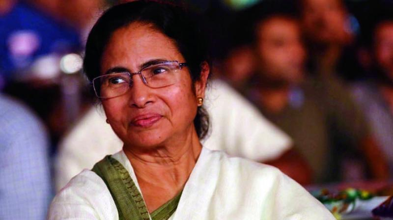 West Bengal chief minister Mamata Banerjee (Photo: AP)