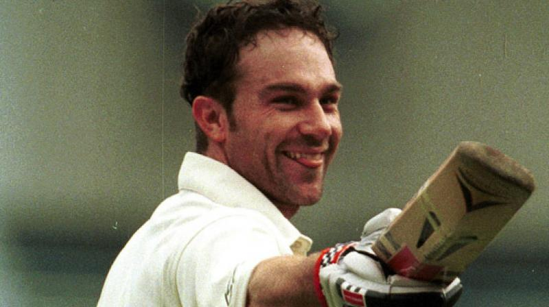 Slater occupied a position at the top of the Australian Test batting order for close to a decade, hitting 5,312 runs before his 2004 retirement.