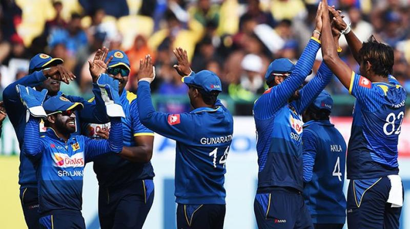 Sri Lanka will open their World Cup campaign against New Zealand on June 1. (Photo: AFP)