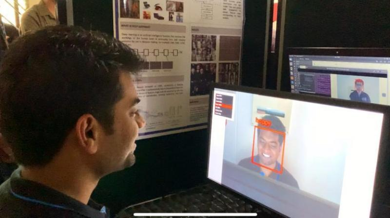 The Emotion Detection System was showcased to the public by IISc Bengaluru at an Open Day held on March 1, 2020.
