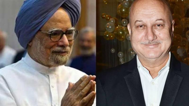 Anupam Kher has played a minister in several films, but will perhaps play a prime minister for the first time.