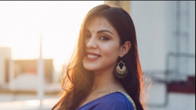 Rhea Chakraborty (Pic courtesy: Instagram)