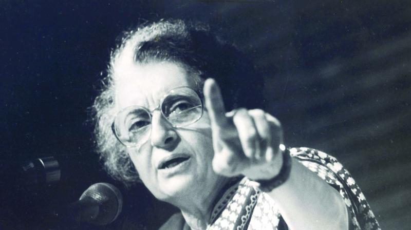 Indira Gandhi (Photo: Sondeep Shankar)