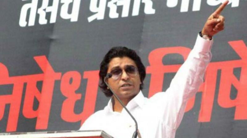 Maharashtra Navnirman Sena chief Raj Thackeray. (Photo: PTI)