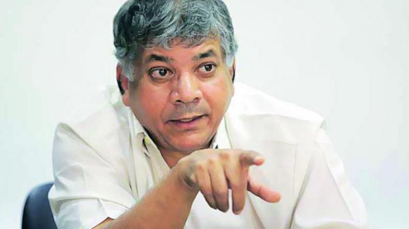 Prakash Ambedkar (Photo: Rajesh Jadhav)