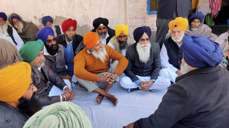 The Akalis, who have been the major political voice of the Sikhs, have not been in the forefront of the agitation now that they walked out of the government and the NDA on the very same issue. (Representational Photo: PTI)