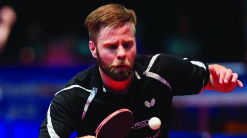With the Ultimate Table Tennis League Season 3 just a week away, Swedish player Jon Persson, who is set to step up to the table for the defending champion Dabang Delhi T.T.C, has given the league a thumbs up and is eager to get the ball rolling.