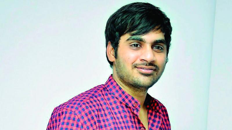 Saaho director Sujeeth Reddy