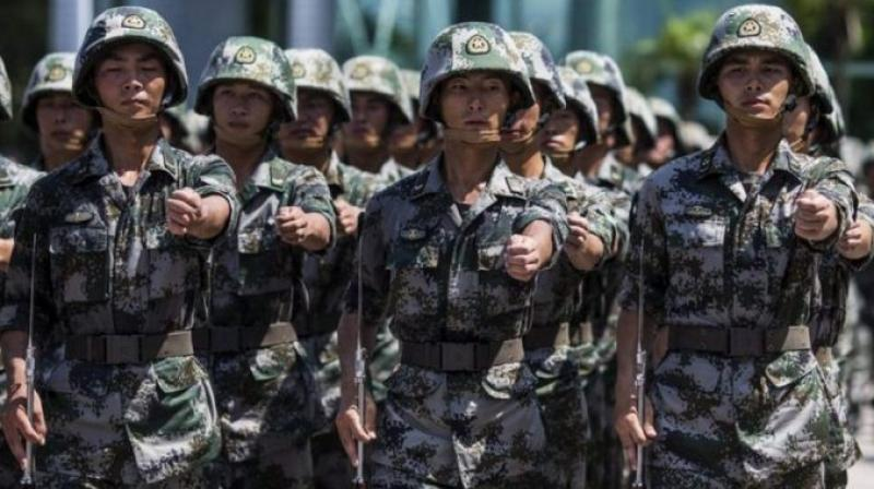 China's Western Theatre Command oversees the Xinjiang and the Tibet Autonomous Regions, as well as the border with India, making it the largest geographical area under one command in the PLA. (Representational image: Bloomberg)
