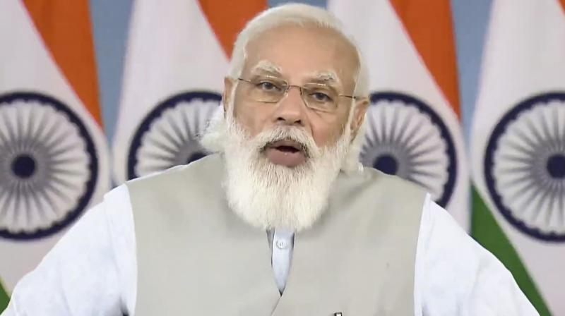 Addressing the inaugural conclave of 'Shiks-hak Parv' through video-conferencing, he expres-sed confidence that these measures will not only make our education system globally competitive but also make the youth future-ready. (PTI)