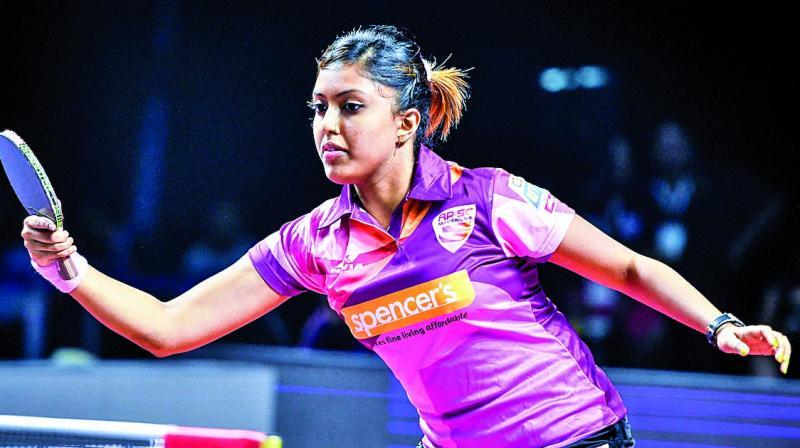 The 21-year-old Ayhika, who had upset World No. 20 Lee Ho Ching of Hong Kong in Mavericks' victory.