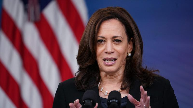 Kamala Harris on Thursday made her first phone call to Prime Minister Narendra Modi to inform him the decision of the Biden Administration to send tens of thousands of doses of life-saving COVID-19 vaccines to India. (Photo: AFP)