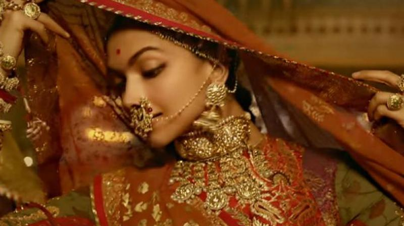 The Karni Sena has even threatened that hundreds of Rajput women protesters will commit 'Jauhar' - an ancient tradition of self-immolation - at the fort if 'Padmaavat' is screened. (Photo: File)