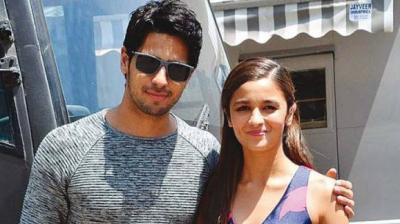 Alia Bhatt and Sidharth Malhotra have worked together in two films together.
