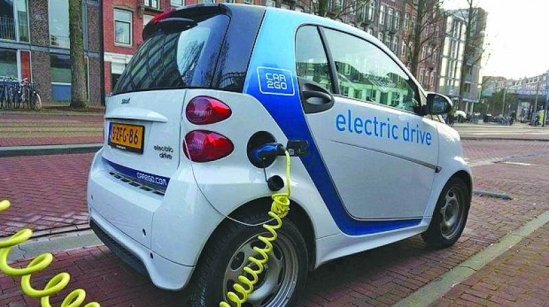 It is, however, expected that around 10 lakh electric two-wheelers will also get subsidy under FAME-II.