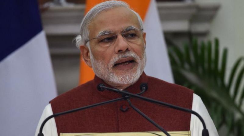 Prime Minister Narendra Modi. (Photo: AFP)